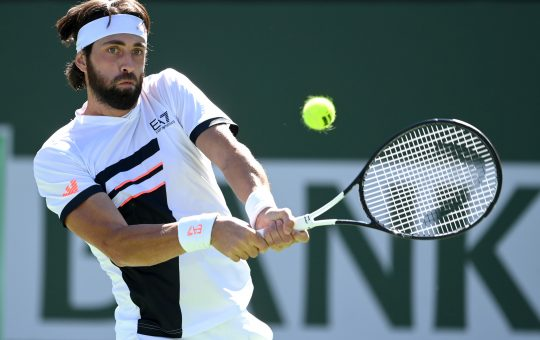 BKDFWPWLZVKBVHYPTGEKLRSBLU 540x340 - ATP Indian Wells: Norrie in Basilashsvili za naslov v nedeljo