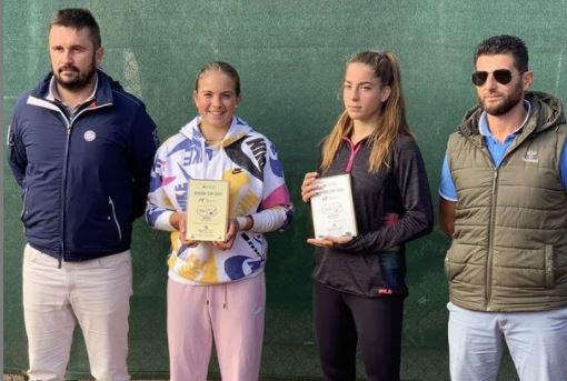 Lanisek - ITF: Ana Lanišek najboljša v Ulcinju, šest zmag Jakupovićeve v Kaliforniji