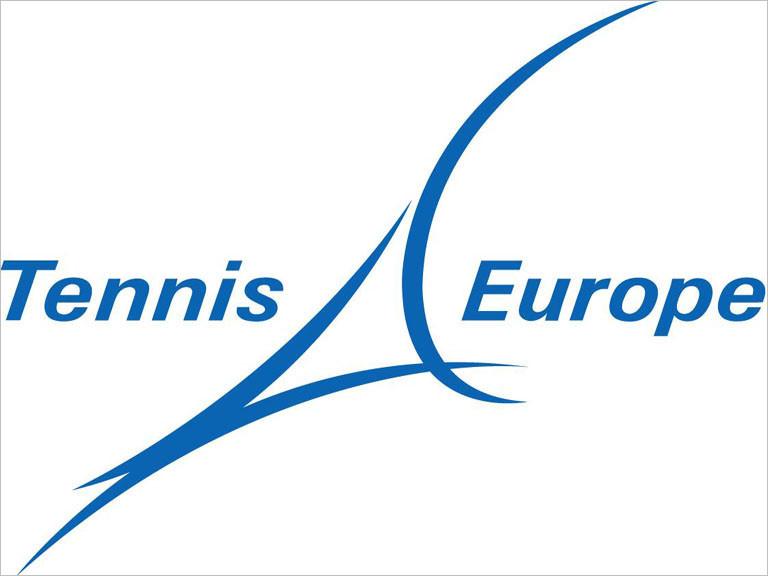 Logo Tennis Europe 768x576 dtb global - TE: V Poreču sedem slovenskih predstavnikov napredovalo v 2. kolo
