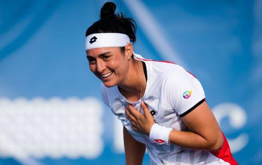 Ons Jabeur   2021 Chicago Fall Tennis Classic Day 6  DSC 2674 original 540x340 - WTA Chicago: V finalu nas čaka tunizijsko-španski obračun