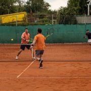 Rock Tenis Domzale oktober 2021 Foto Ales Znidarsic 14 180x180 - Rokerji združeni na glasbeno obarvanem teniškem turnirju 'Rock Tenis'
