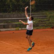 Rock Tenis Domzale oktober 2021 Foto Ales Znidarsic 16 180x180 - Rokerji združeni na glasbeno obarvanem teniškem turnirju 'Rock Tenis'