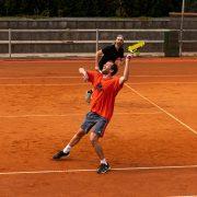 Rock Tenis Domzale oktober 2021 Foto Ales Znidarsic 3 180x180 - Rokerji združeni na glasbeno obarvanem teniškem turnirju 'Rock Tenis'
