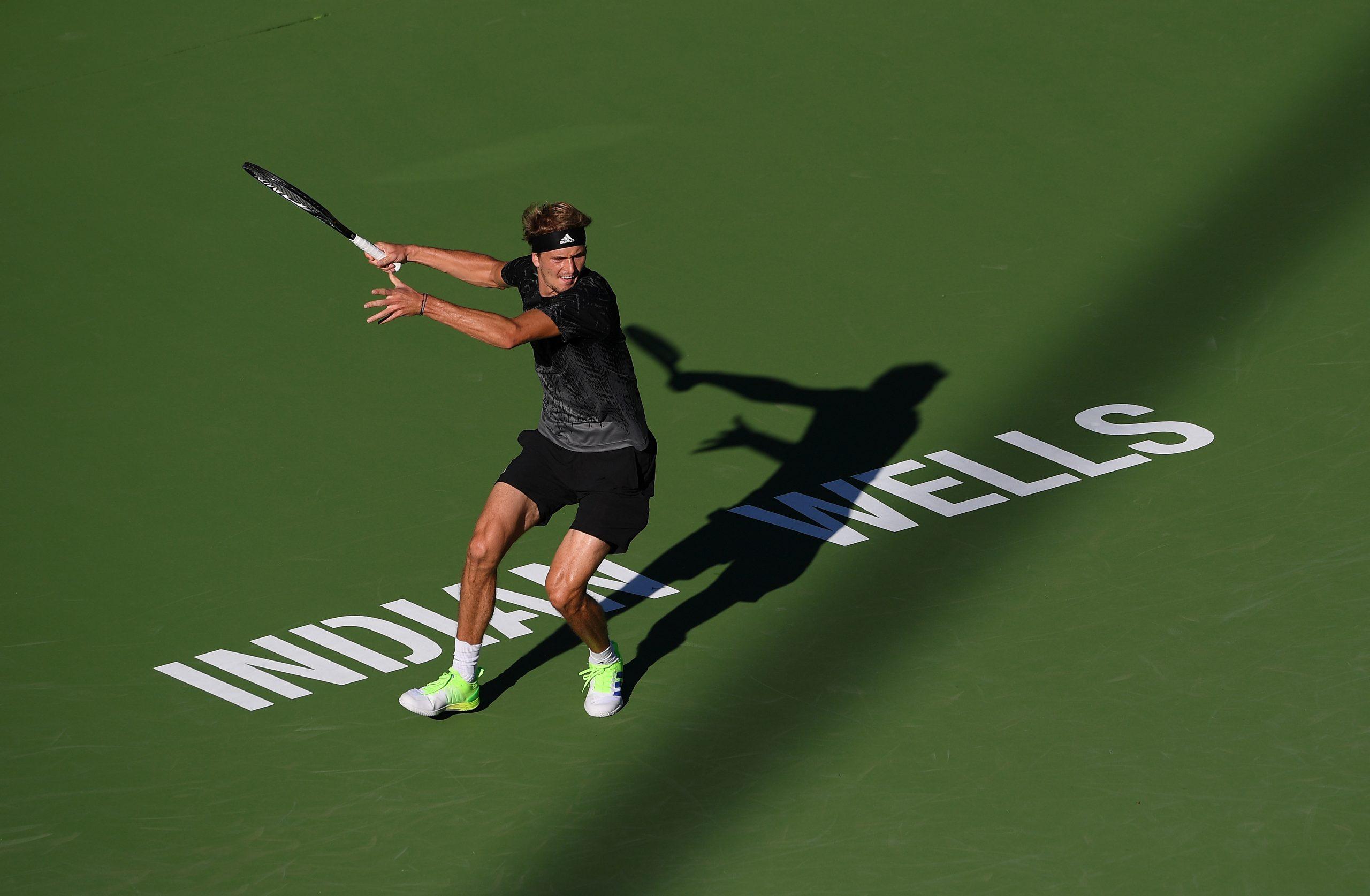 S554WWPJL5NQRO6LLHPLRSEZII scaled - ATP Indian Wells: Zverev kot četrti na sklepni turnir sezone v Torinu