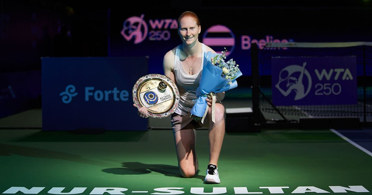 Van Uytvanck trophy 1 - WTA Nur-Sultan: Van Uytvanckovi turnir v Kazahstanu