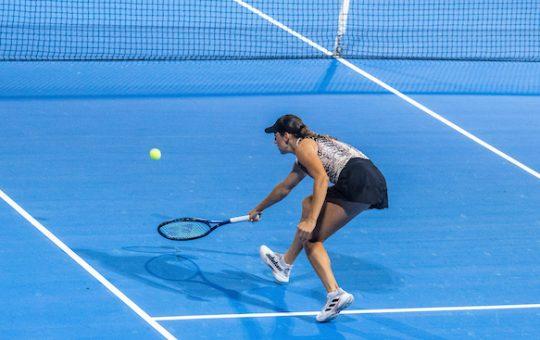 WTA Portoroz 030115 210917 VID 540x340 - Naveza Dzalamidze N./Juvan K. v Nur-Sultanu zaustavljena v polfinalu