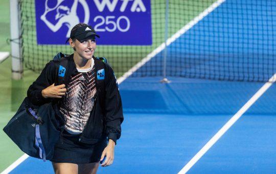 WTA Portoroz 030192 210917 VID 540x340 - Juvanova na Tenerifih po drami potegnila kratko, v igri za srečno poraženko pa dolgo