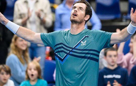 andy murray jpa0xalota8c1royjdalgqnmx 540x340 - ATP Antwerp: Andy Murray dobil nočni triler proti Tiafoeju!