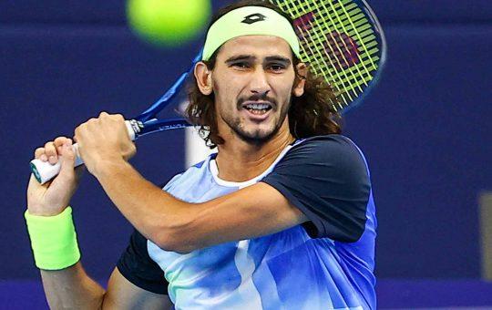 harris antwerp 2021 thursday 540x340 - ATP Antwerp: Harris z izjemno predstavo napredoval v polfinale
