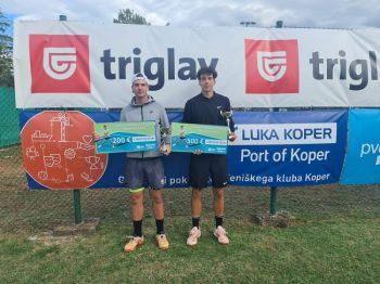 jaka1 350x262 - U18: Protič Žakelj na Mastersu v Kopru najboljše prihranil za konec, do naslova še Hana Bečirovič Novak (FOTO)