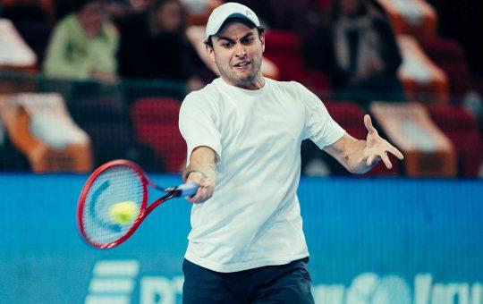 karatsev moscow 2021 friday 540x340 - ATP Moskva: Karatsev proti Khachanovu za mesto v finalu
