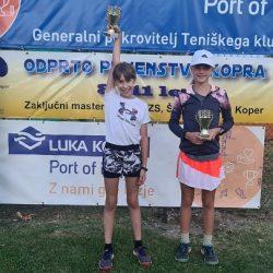 koper 250x250 - U8 - U11: Najmlajši slovenski upi za konec poletne sezone 2021 navdušili v Kopru (FOTO)