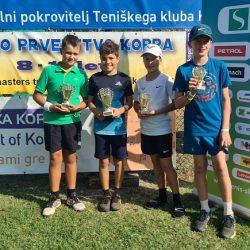 koper1 250x250 - U8 - U11: Najmlajši slovenski upi za konec poletne sezone 2021 navdušili v Kopru (FOTO)