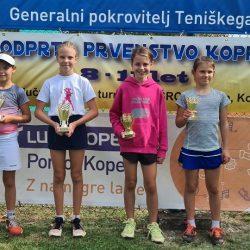 koper2 250x250 - U8 - U11: Najmlajši slovenski upi za konec poletne sezone 2021 navdušili v Kopru (FOTO)