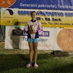 koper4 250x250 - U8 - U11: Najmlajši slovenski upi za konec poletne sezone 2021 navdušili v Kopru (FOTO)