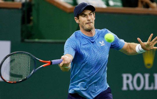 murray indian wells 2021 friday 540x340 - ATP Indian Wells: Murray izpadel, izločil ga je nemški olimpijski prvak Zverev