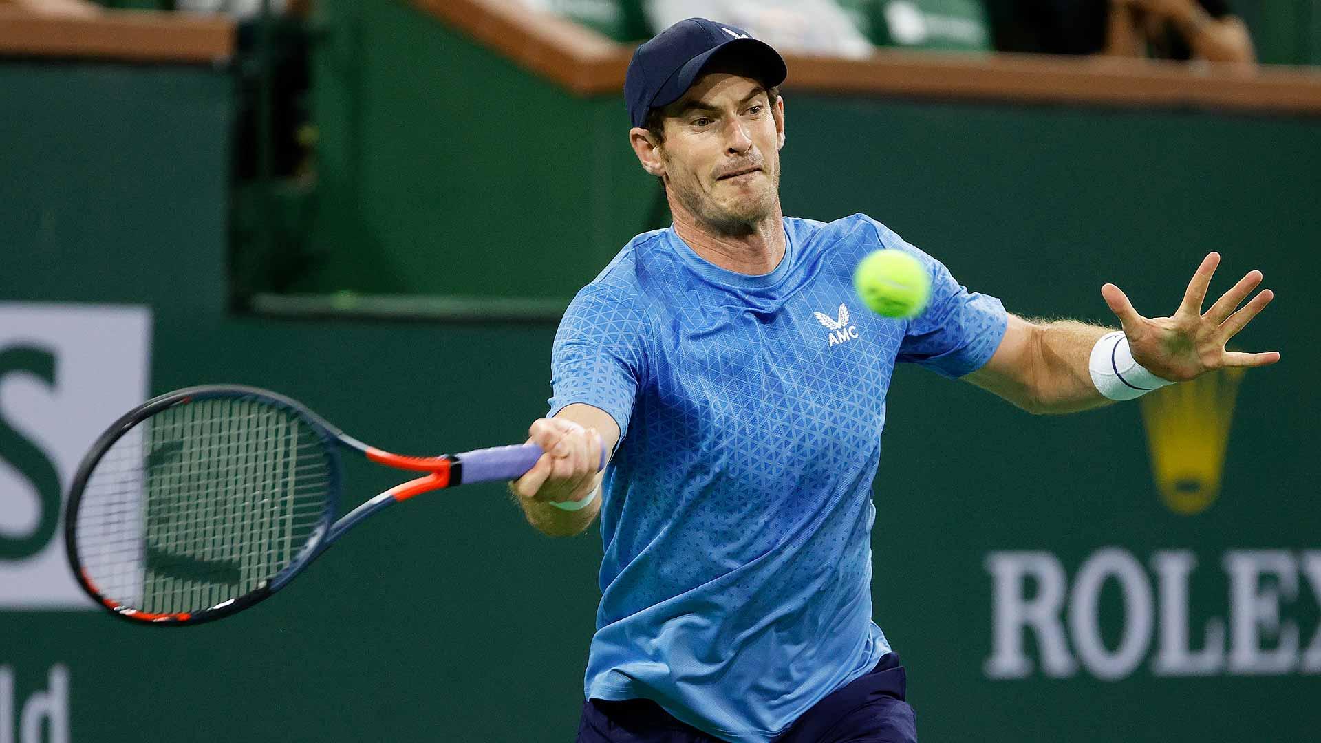 murray indian wells 2021 friday - ATP Indian Wells: Murray izpadel, izločil ga je nemški olimpijski prvak Zverev