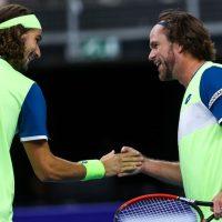 Po osmih letih se je vrnil iz pokoja in se na ATP turnirju že prebil v polfinale!