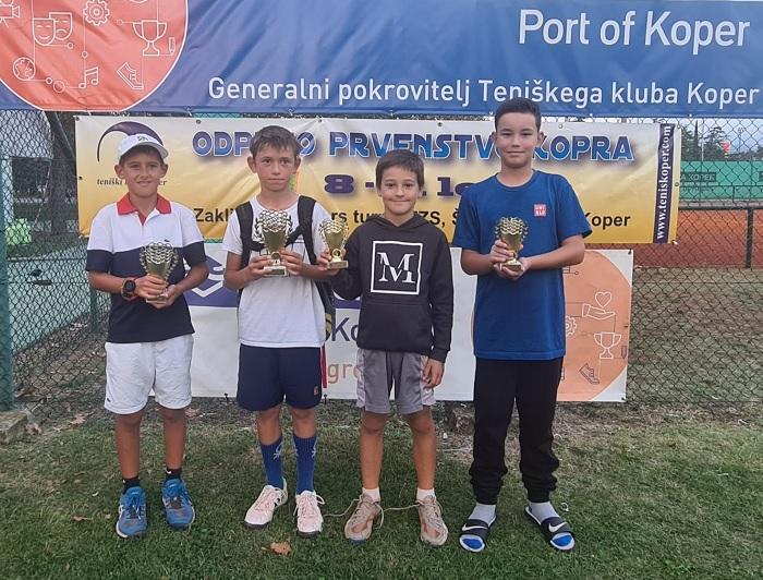u11 - U8 - U11: Najmlajši slovenski upi za konec poletne sezone 2021 navdušili v Kopru (FOTO)