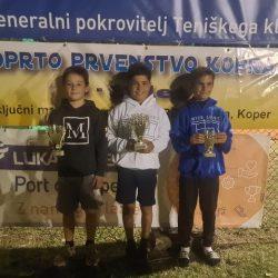 u11a 250x250 - U8 - U11: Najmlajši slovenski upi za konec poletne sezone 2021 navdušili v Kopru (FOTO)