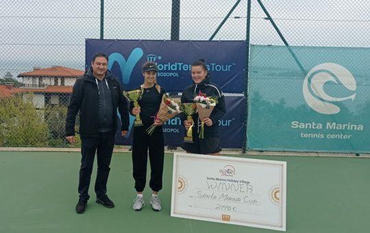 women singles 540x340 - Nastja Kolar v Bolgariji po dveh letih znova do ITF naslova, dvojica Planinšek/Strašek najboljša v Širokem Brijegu